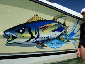 Boat Graphics in Florida