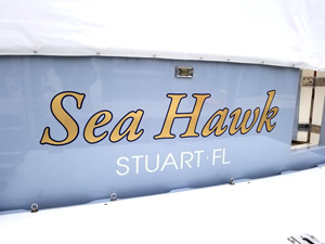 boat decals in florida
